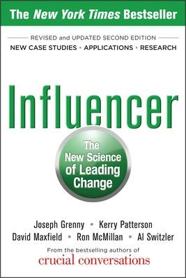 Influencer: The New Science of Leading Change, Second Edition (Paperback) by Joseph Grenny
