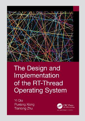 The Design and Implementation of the RT-Thread Operating System book
