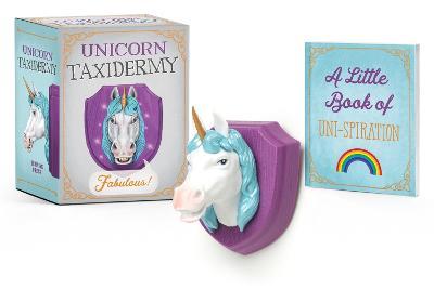 Unicorn Taxidermy by Running Press