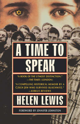 Time to Speak book