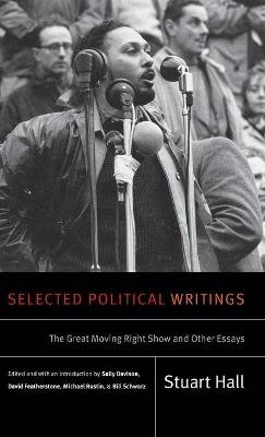 Selected Political Writings by Stuart Hall