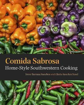 Comida Sabrosa by Irene Barraza Sanchez