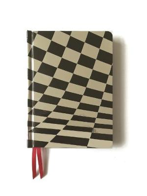 Checkerboard (Contemporary Foiled Journal) by Flame Tree Studio