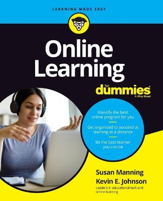 Online Learning For Dummies by Susan Manning
