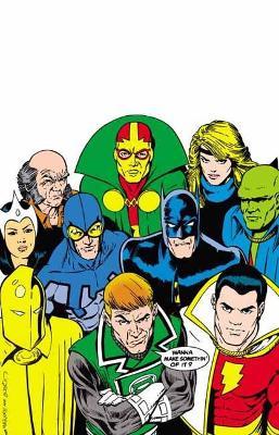 Justice League International Omnibus Vol. 1 book