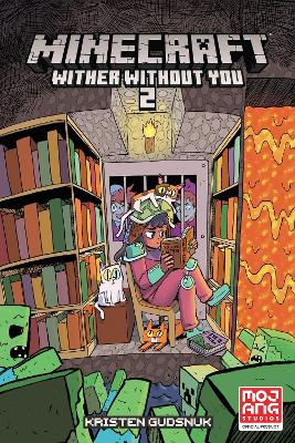 Minecraft: Wither Without You Volume 2 book