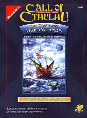 Complete Dreamlands by Chris Williams