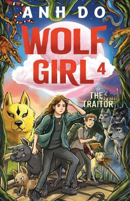 The Traitor: Wolf Girl 4 book