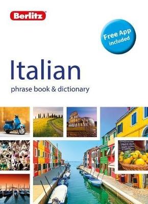 Berlitz Phrase Book & Dictionary Italian by