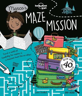 Marco's Maze Mission by Lonely Planet Kids