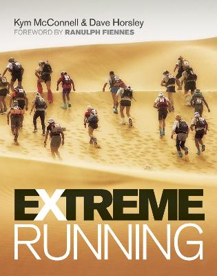 Extreme Running (reduced format) by Kym McConnell