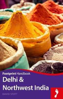 Delhi & Northwest India by Vanessa Betts