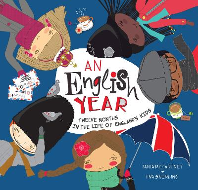 An English Year by Tania McCartney