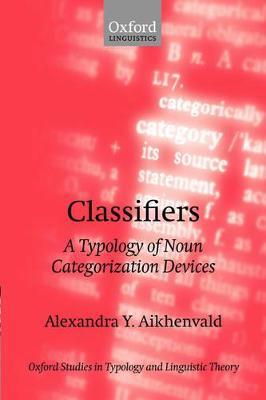 Classifiers book