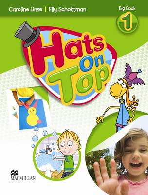 Hats On Top Big Book Level 1 by Schottman