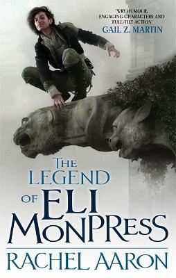 Legend Of Eli Monpress book
