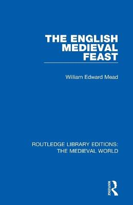 The English Medieval Feast book