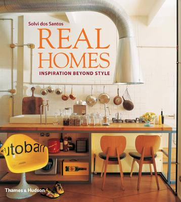 Real Homes book