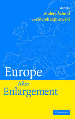 Europe after Enlargement book