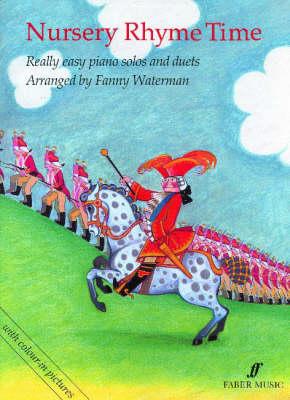 Nursery Rhyme Time book