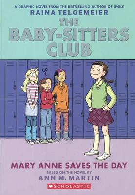 The Baby-Sitters Club 3 by Raina Telgemeier