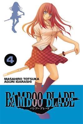 Bamboo Blade, Vol. 4 book
