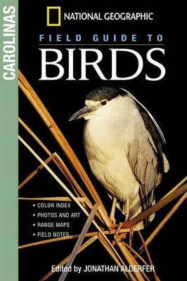 Ngeo Field Guide To Birds book