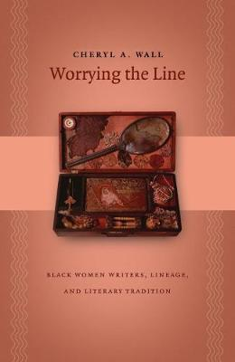 Worrying the Line book
