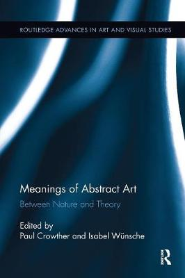 Meanings of Abstract Art book