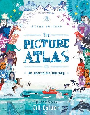 The Picture Atlas by Simon Holland
