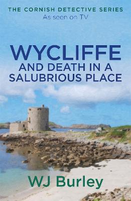 Wycliffe and Death in a Salubrious Place book