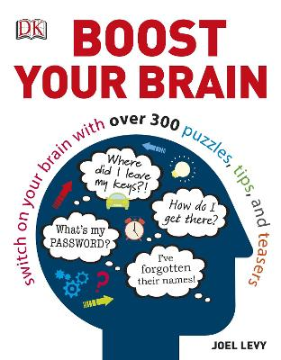 Boost Your Brain by James Patterson