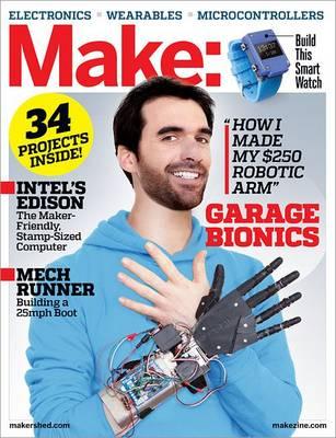 Make  Volume 43 by Jason Babler