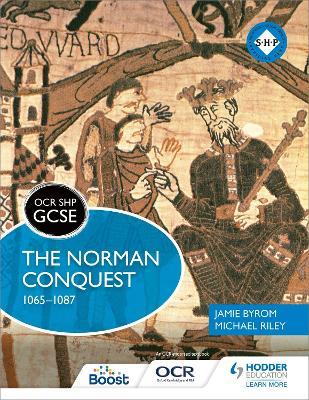 OCR GCSE History SHP: The Norman Conquest 1065-1087 book