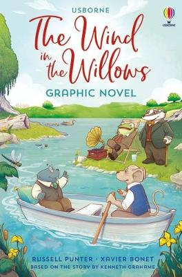 The Wind in the Willows Graphic Novel book