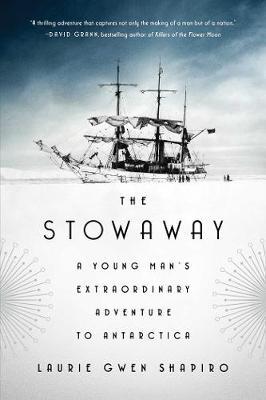 The Stowaway by Laurie Gwen Shapiro