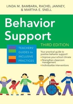 Behavior Support by Linda M. Bambara