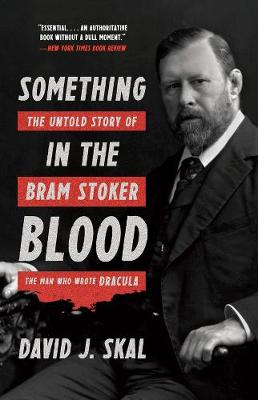 Something in the Blood book