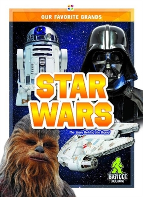 Our Favourite Brands: Star Wars book