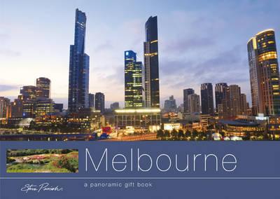 Australian Heart: Melbourne Book by Steve Parish