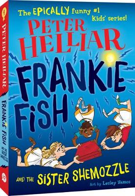 Frankie Fish and the Sister Shemozzle book