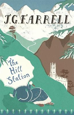 Hill Station book