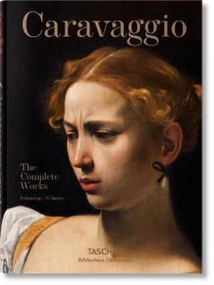 Caravaggio by Sebastian Schutze
