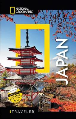 National Geographic Traveler: Japan, Sixth Edition by Perrin Lindelauf