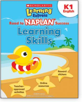 Learning Express NAPLAN: Learning Skills K1 book