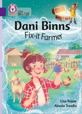 Dani Binns Fix-it Farmer: Band 08/Purple (Collins Big Cat) by Lisa Rajan