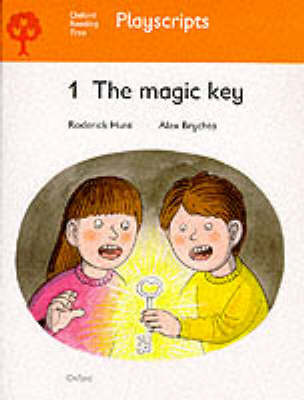 Oxford Reading Tree: Stage 5: Playscripts: 1: The Magic Key book
