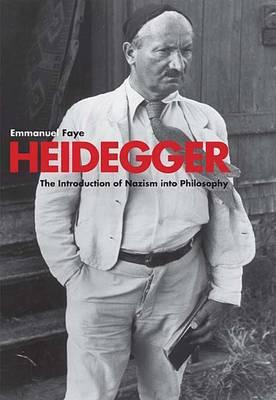 Heidegger by Emmanuel Faye