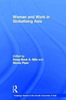Women and Work in Globalizing Asia book