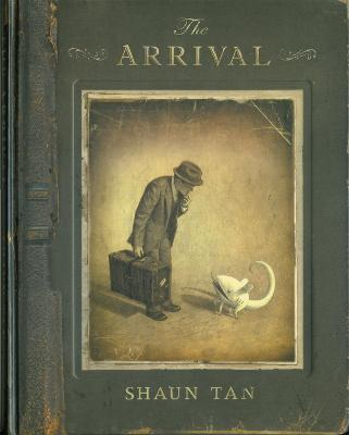 Arrival by Shaun Tan